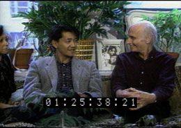 백남준, , 단채널비디오, 1989 (사진출처 : 백남준아트센터 )