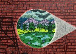 꾸미기_시야를-멀리-던지고-싶던-날-2017-watercolor-on-canvas-45.5x45.5cm