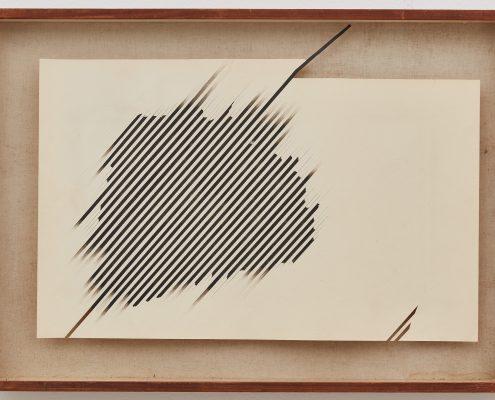 김용익 , Ink, pen on paper, 45 x 63.3 cm , 1983 (사진: 박준형 | 이미지 제공: 국제갤러리 )