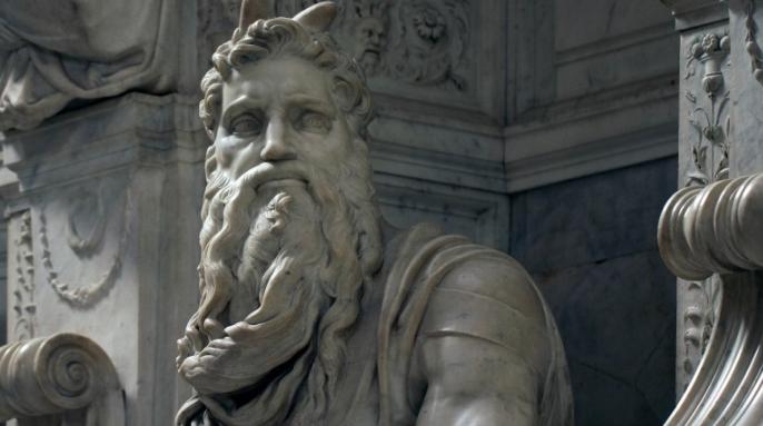 미켈란젤로의 모세상