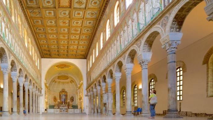 라벤나,산타폴리나레대성당