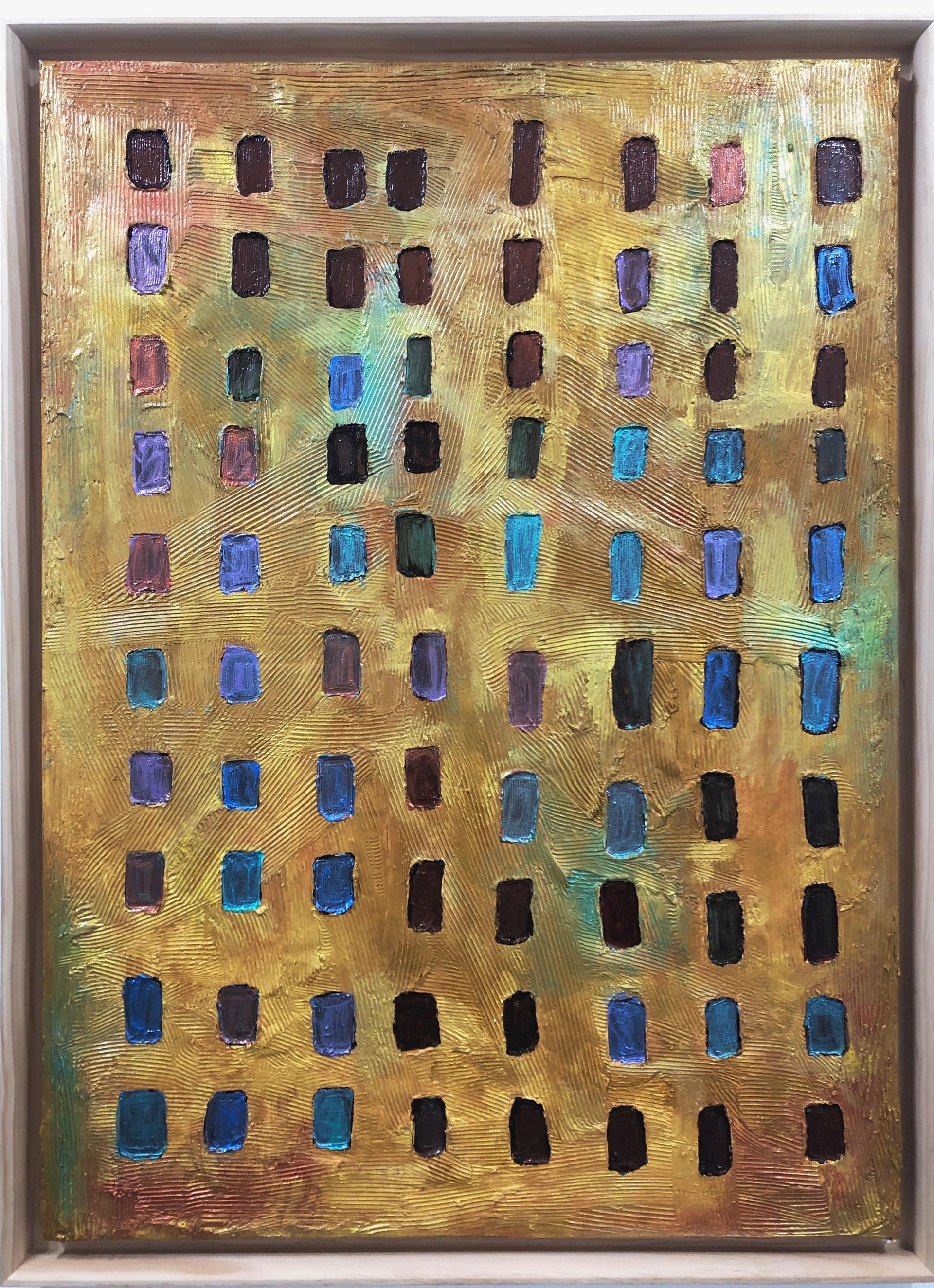 이규재, , 혼합매체, 90.9x65.1cm, 2017