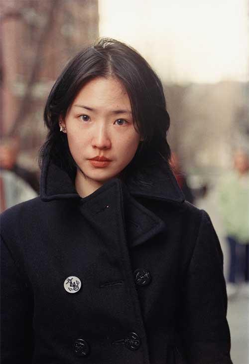 주황, , 디지털 C 프린트, 80×53cm, 1996
