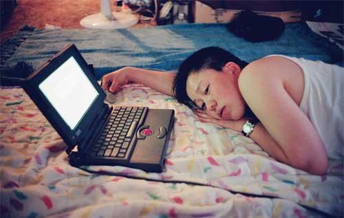 주황, , 디지털 C프린트, 44×66cm, 1996