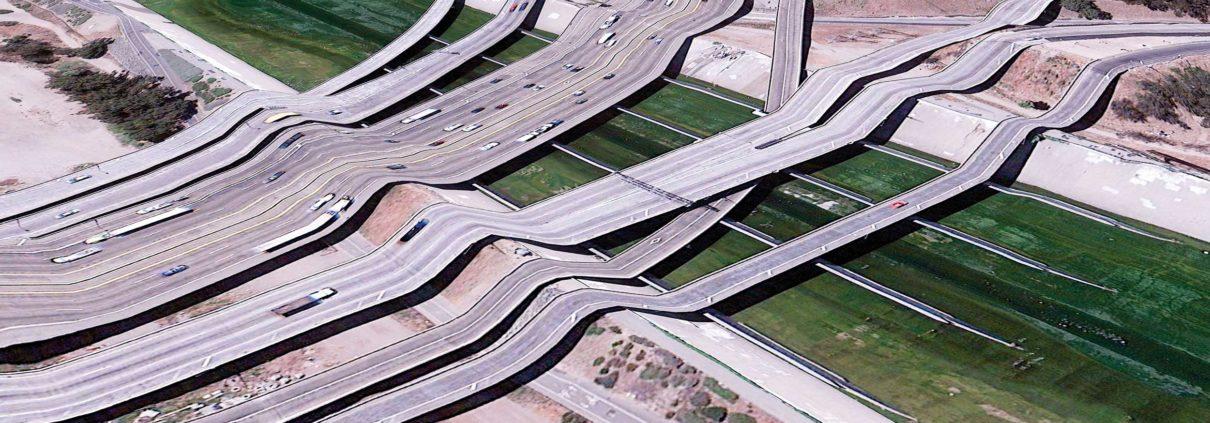 클레멘트 발라 〈구글 어스로부터의 엽서(Postcards from google earth)〉 2010~